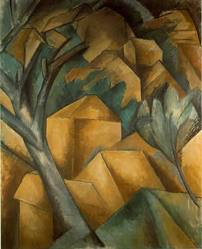 Häuser in Léstaque - Braque