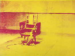 AndyWarhol-Electric-Chair-